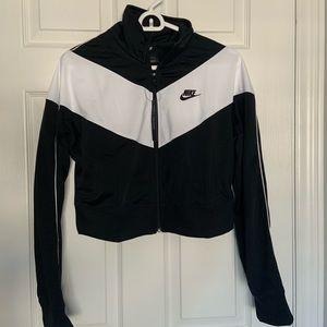 Nike Sportswear Women's Heritage Track Jacket Crop